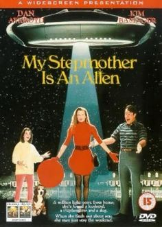 """""""I saw her drink battery juice from your Honda!"""" ~ My Stepmother Is an Alien (1988)"""