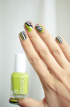101 Nail Art Ideas To Try This Summer!