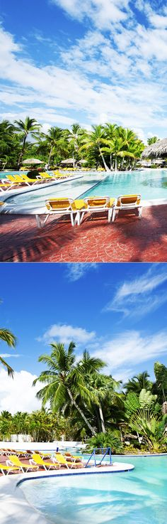 **Our lovely swimming pool** #CataloniaBavaroBeach