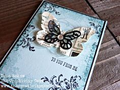 Check out the video on my blog for how to make this gorgeous card using Stampin Up's Timeless Textures plus a bunch more samples!