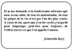 #citation #littérature #GabrielleRoy