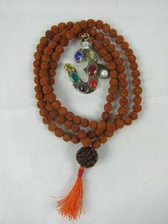 108 Beads Shiva Yoga Rudraksha Seeds Mala, Prayer Beads Necklace, Japa Mala Meditation Gift mogul interior, http://www.amazon.com/dp/B00BB97D04/ref=cm_sw_r_pi_dp_WpCerb0KQ78H8