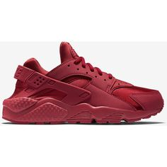 Nike Air Huarache Women's Shoe. Nike.com ($140) ❤ liked on Polyvore featuring shoes, sneakers, huaraches, nike, nike trainers, nike footwear, nike sneakers and nike shoes