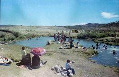 La agua caliente de San Jose de Gracia Mich Mexico en los 80