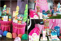 wonka violet party - Google Search