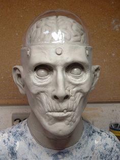 Frankenstein 3000 - mask-frankenstein-3000-07 - Gallery