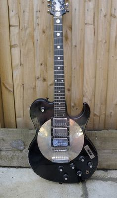 One of Ron Wood's guitars.