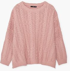 Dolman-sleeve sweater - Cardigans and sweaters for Woman Oversized Long Sleeve Shirt, Long Sleeve Peplum Top, Long Sleeve Sweater, Long Sleeve Tops, Batwing Sleeve, Long Sweaters, Sweaters For Women, Oversized Sweaters, Chunky Cable Knit Sweater