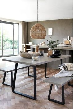 Buy Alma 6 Seater Dining Table from the Next UK online shop 6 Seater Dining Table, Rectangle Dining Table, Modern Dining Table, Best Dining, Dining Room Table, Wood Table, Eat In Kitchen Table, Kitchen Dining, Traditional Dining Tables