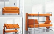 Convertible Bed Couch: Sweet Transforming Sofa Design - Yahoo Homes