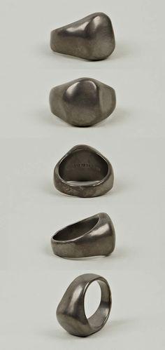 Maison Martin Margiela 11 Men's Casting Brass Ring