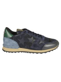 40999347f04 Valentino Rockrunner Sneakers. Valentino Shoes SneakersNavyMens FashionValentino  ...