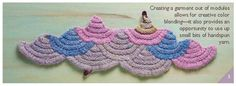 The Ultimate Stash-Buster: Modular Knitting! - Knitting Daily - Blogs - Knitting Daily