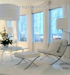 White Decor, Instagram, Home, Ad Home, Homes, Haus, Houses