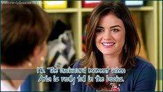 Awkward Pretty Little Liars Moments #176