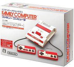 ¡Felices 34 añitos para Famicom! El 15 de Julio de 1983, de la mano de Nintendo, llegaba a las tiendas japonesas la consola de 8 bits que no solo salvó a la industria de videojuegos, si no que además marcó un hito imborrable en la historia del entretenimiento hogareño.  Felicidades a todos los modelos de Famicom y también a sus Famiclones, primos piratas como el Family Game que tanto nos ha divertido siempre. :)