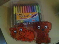 aestep81 got creative with her BIC Mark-it Markers!