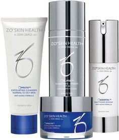 The Daily Skincare Program provides the essential tools to help achieve healthier skin using retinol, specialized enzymes, and antioxidants to promote cellular function and restore and maintain youthful, healthy-looking skin. #ZOSkinHealth