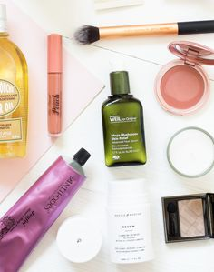 8 Beauty Products That Are The Bee's Knee's — From Roses Bees Knees, Face Serum, Blush, Lipstick, Cleansers, Roses, Beauty, Pink, Rouge