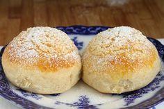 Pão de Deus –  Sweet Rolls ~ translation means God's bread