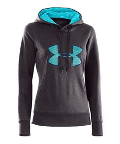 Sure to be a cool-weather classic, this cozy Armour® Fleece hoodie retains and circulates body heat for exceptional warmth and comfort. Rolled princess seams shape a feminine fit, while a 3-D Under Armour logo shows performance pride. FeaturesProduct Details  This product cannot be shipped to New York or Wisconsin