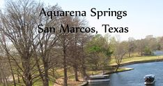 The water from the Edwards Aquifer is perfectly clear as it flows out of over 1000 springs into Spring Lake. Since 1945 people have been able to see into the depths of the water by taking tours on glass bottomed boats. You can see all sorts of fish, turtles, and even flowering plants under the water. Weekend Trip Packing, Travel Packing, Flowering Plants, Planting Flowers, Glass Bottom Boat, Perfectly Clear, Spring Lake, Turtles, Underwater