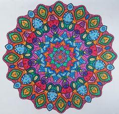 mandala vol 2 Beach Mat, Mandala, Outdoor Blanket, Mandalas