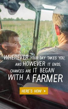 The Bayer Fund understands how important America's farmers are to communities and aims to impact AG leadership and education through agriculture charities. Country Strong, Country Farm, Country Life, Country Girls, Agriculture Quotes, Agriculture Farming, American Agriculture, Farm Quotes, Farm Sayings
