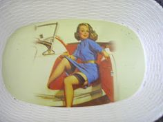 Vintage Loving Librarian in 6 Inch Heels 6 Inch Heels, 6 Inches, Bread, Plates, Vintage, Licence Plates, Dishes, Griddles, Brot