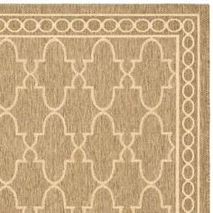 @Overstock - Bring an element of inside living outside with this elegant outdoor area rug. This rug has been power-looked to prevent mold and withstand the elements, so it can be used on your porch, deck, or patio. This neutral rug will match your outdoor style.http://www.overstock.com/Home-Garden/Indoor-Outdoor-Dark-Beige-Beige-Rug-53-x-77/5300545/product.html?CID=214117 $61.51