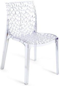 Transparentní židle