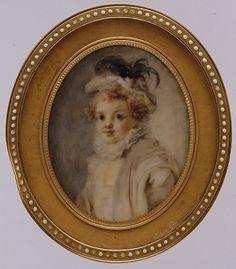 Marie Anne Gérard Fragonard (Madame Fragonard) (French, 1745–1823). Portrait of a Boy, ca. 1775. The Metropolitan Museum of Art, New York. Rogers Fund, 1960 (60.14)