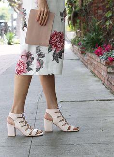 Louise Roe - floral culottes lace shirt - front roe fashion blog 7 copy