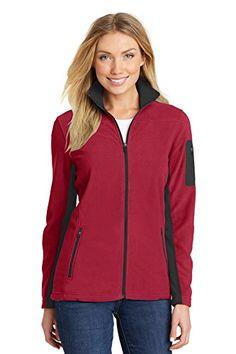 8c7e39c4771 Port Authority L233 Full-Zip Jacket at Amazon Women s Clothing store