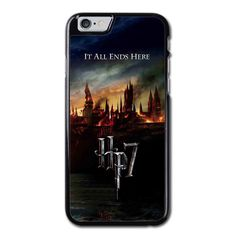 Harry Potter 7 Phonecase For iPhone 6/6S Case Brand new.Lightweight, weigh approximately 15g.Made from hard plastic, also available for rubber materials.The case only covers the back and corners of your phone.This case is a one-piece case that covers the back and sides of the phone. There is no front for the case.This is a non-peeling nor a non-fading print. Meaning, over time it will continue to look just as amazing as it did when you first received it.