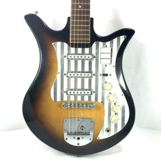 Decca Tulip Vintage Electric Guitar 1960's