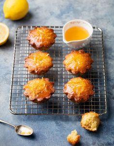 Muffin à la frangipane et au citron