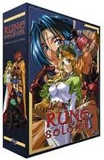 Rune Soldier - Complete Collection - 6 DVD Anime Set (LIKE NEW)