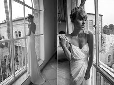 Jaw Dropping Wedding Gowns by Israeli Wedding Designer, Tal Kahlon