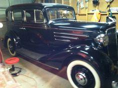 All original 34 Chevy w/216 and still runs