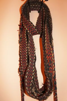 Camel : Vintage Hand Woven Kuwaiti Bedouin Camel Rope, #866