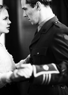 Parade's End. This is probably my least favorite performance of his, but it was more the script than Benedict himself. However these two had amazing chemistry.