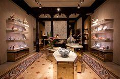 Vista Alegre Atlantis reabre flagship store do Largo do Chiado