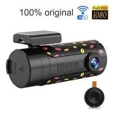 62.99$  Buy now - http://alit7x.worldwells.pw/go.php?t=32741175207 - 100% Original DDPai Mini Wifi Car DVR Smart Car Camera FHD 1080P Night Vision Dash Cam Recorder Wireless Auto Camcorder APP