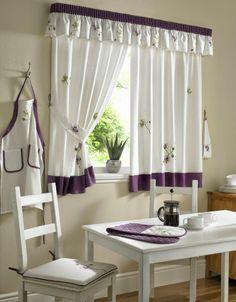 Curtain Ideas: Bathroom curtains with pelmets ready made