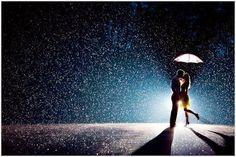 rain shot!