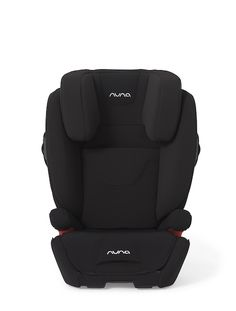 Nuna Aace Booster Seat - Caviar | Booster Car Seats for Toddlers and Kids