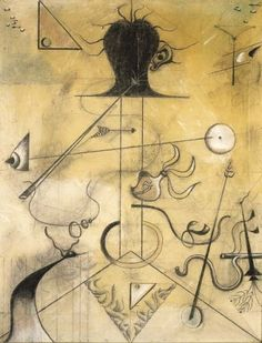 ▣ '꿈과 환상의 화가' 호안 미로 (Joan Miro) : 네이버 블로그 Joan Miro, National Gallery Of Art, Art Actuel, Mystery, Spanish Painters, Modern Masters, Art File, Drawing, Portrait