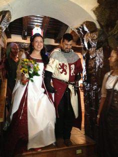 medieval wedding reception ideas ADY YVETTE AND LORD ANSGAR