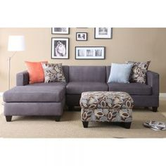 Separate Sectional Sofa Pieces